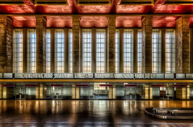 Tempelhof - La sala