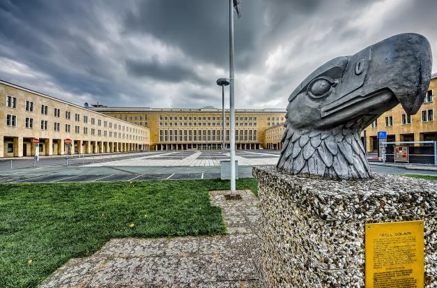Tempelhof - la testa d' aquila